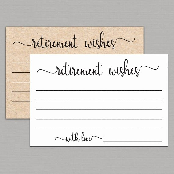 Free Printable Retirement Cards Awesome Retirement Wishes Cards Retirement Well Wishes Retirement