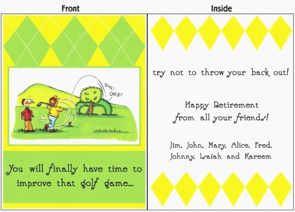 Free Printable Retirement Cards Beautiful 37 Prehensive Free Printable Retirement Cards