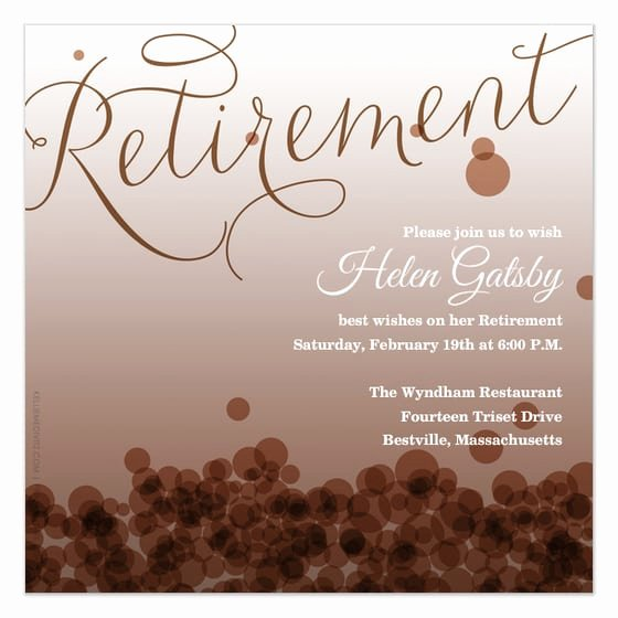 Free Printable Retirement Cards Fresh Retirement Card Invitation Template