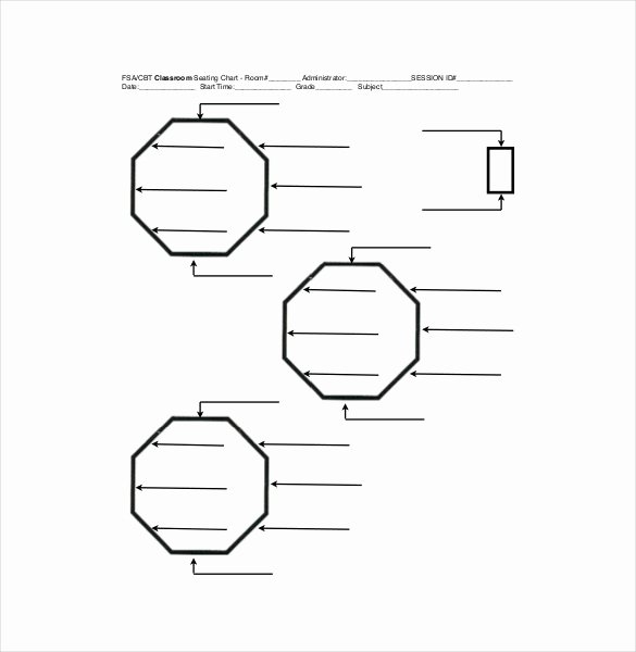 Free Printable Seating Chart Awesome Classroom Seating Chart Template 22 Examples In Pdf