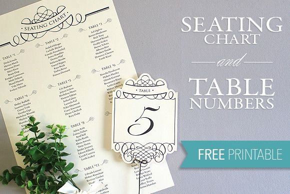 Free Printable Seating Chart Beautiful Pin by Download & Print On Free Printable Wedding