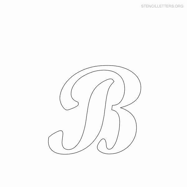 Free Printable Stencil Letters Beautiful 25 Best Ideas About Alphabet Stencils On Pinterest