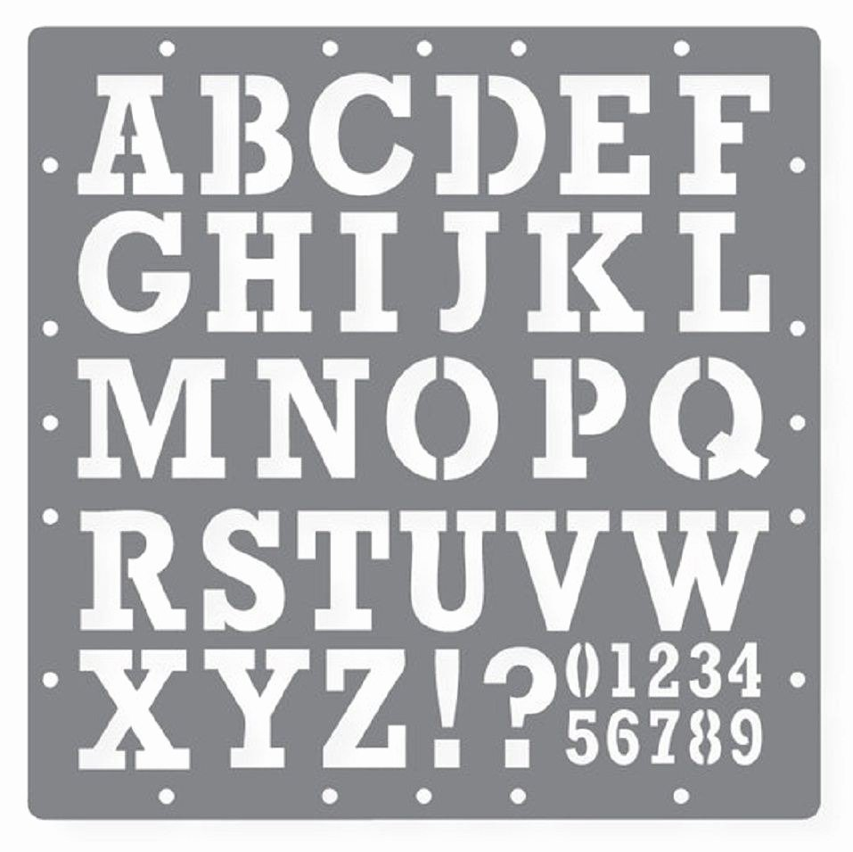 Free Printable Stencil Letters New Printable Stencils Letters