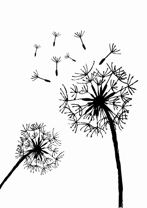 Free Printable Stencils for Painting Best Of Free Printable Dandelion Stencils