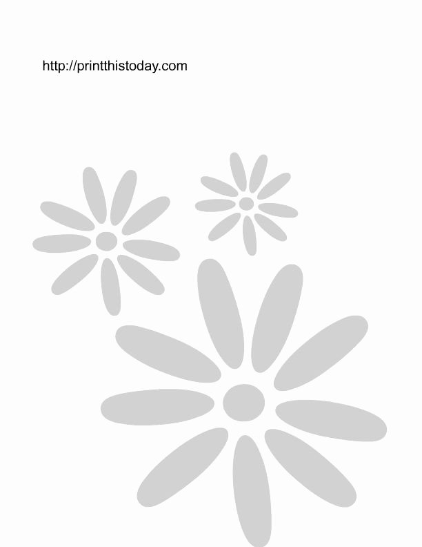Free Printable Stencils for Painting Best Of Small Cute Painting Templates