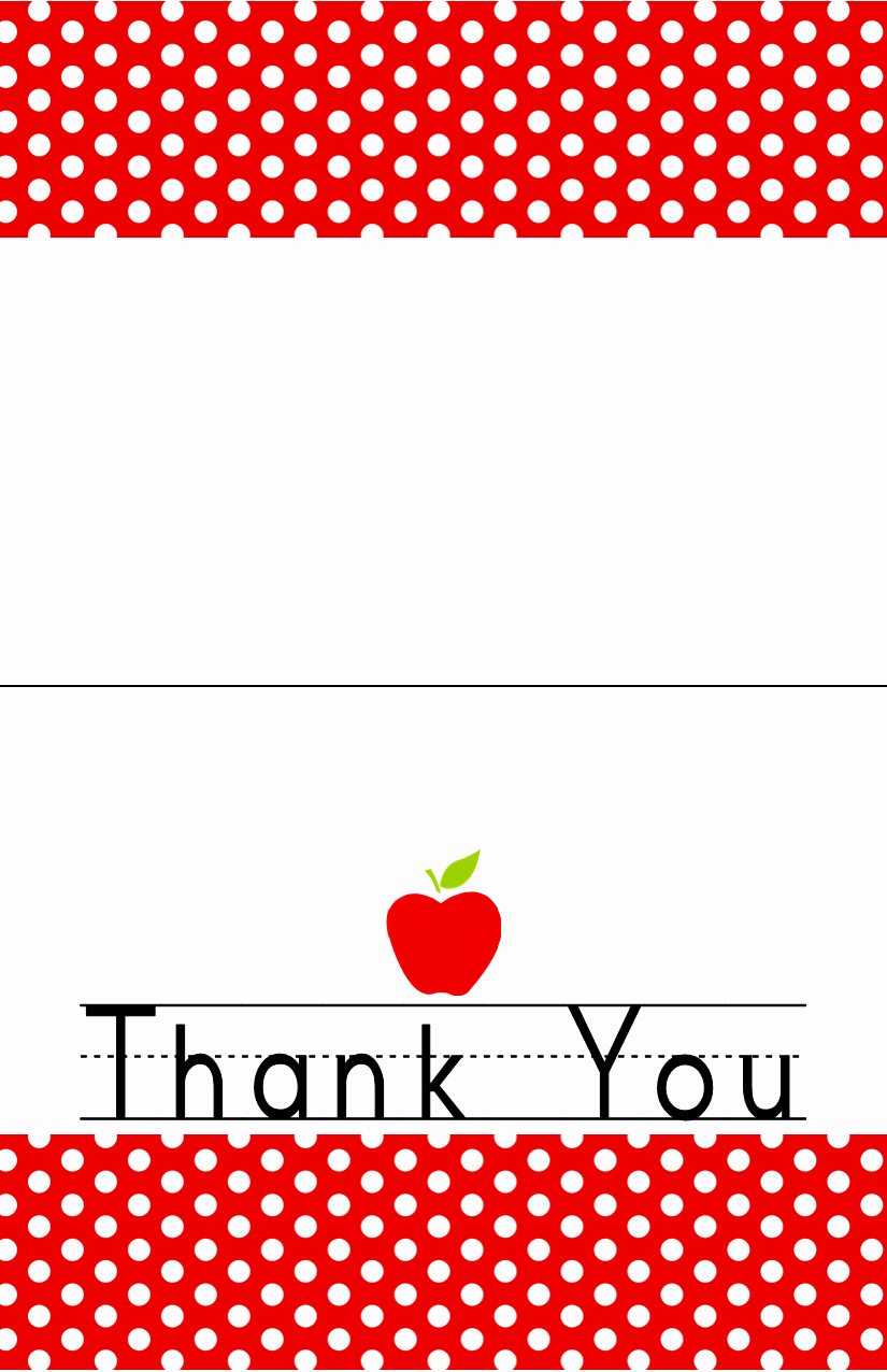 Free Printable Thank You Tags Awesome Free Printable End Of the Year Thank You Cards and Tags