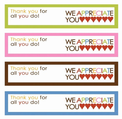 Free Printable Thank You Tags Lovely Free Printable Labels for Ice Cream Cups From Sur La Table