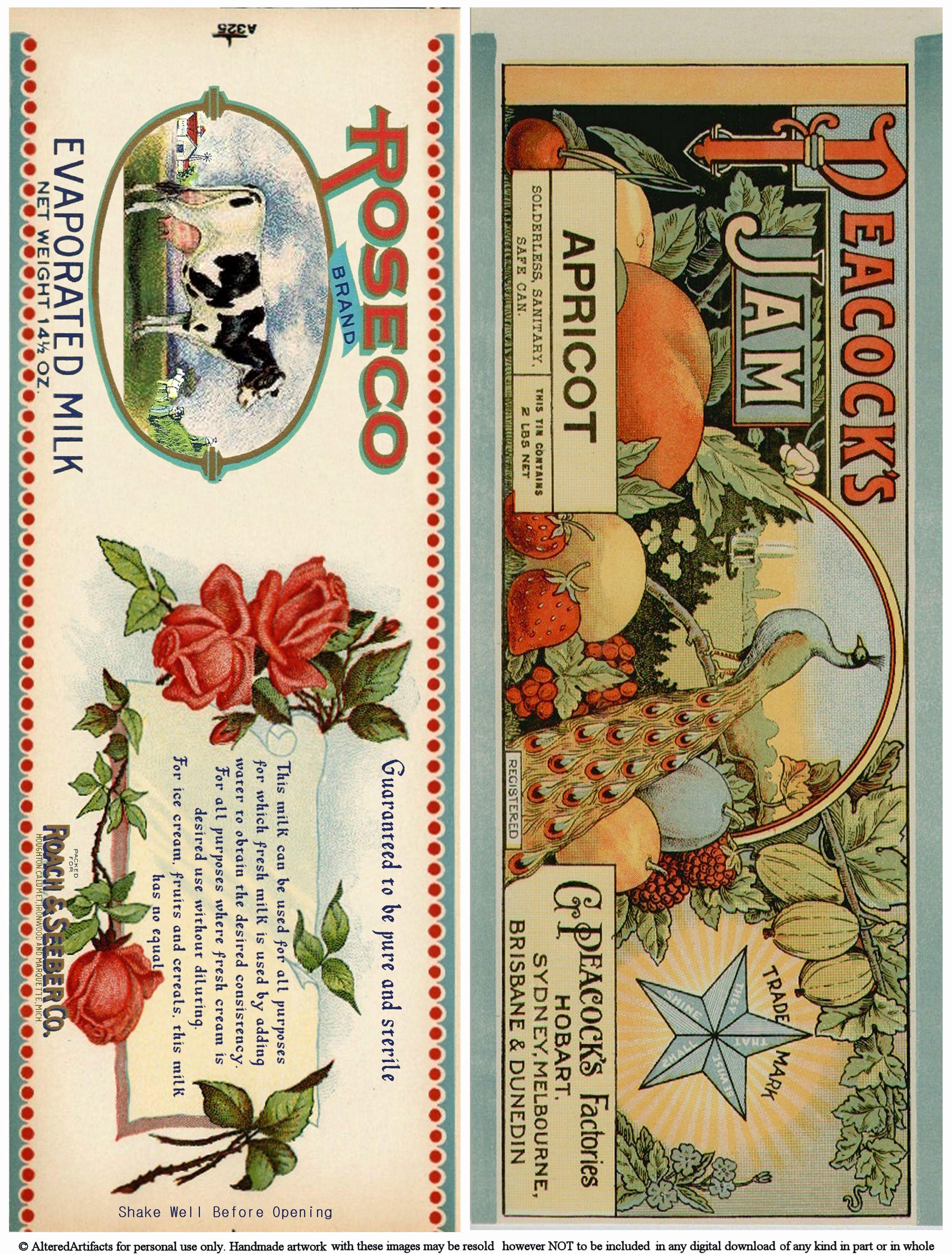 Free Printable Vintage Labels Beautiful Vintage Labels Free Google Da Ara … Cooking