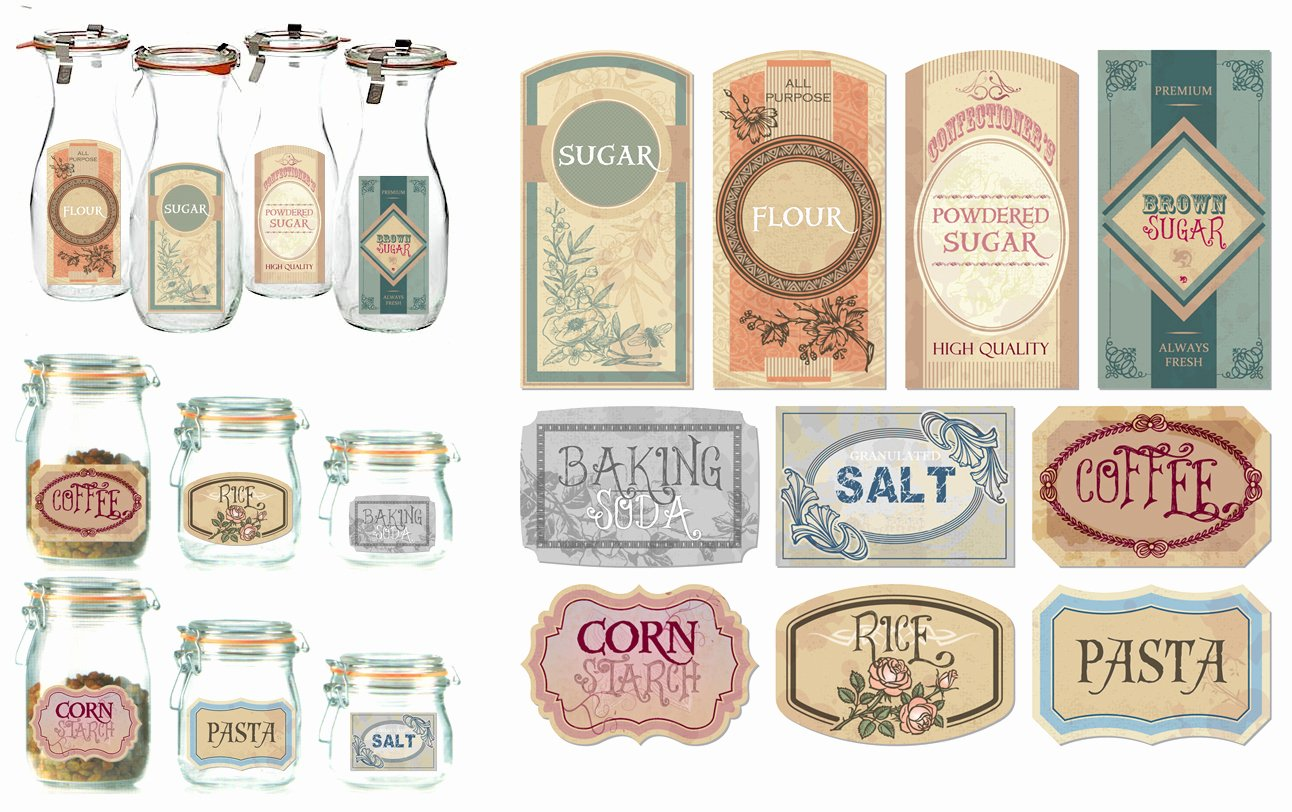 Free Printable Vintage Labels Elegant Free the Diva Freebies
