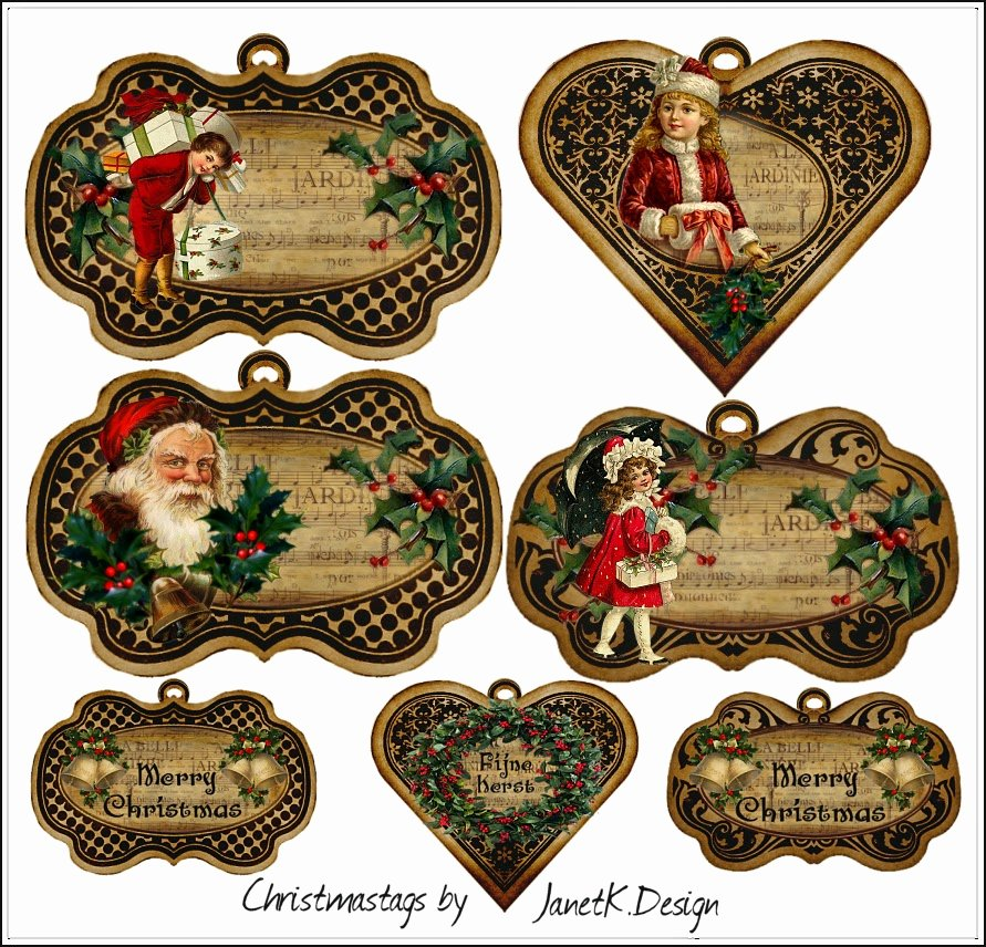 Free Printable Vintage Labels Inspirational Christmas Free Printable Retro Tags Labels and toppers