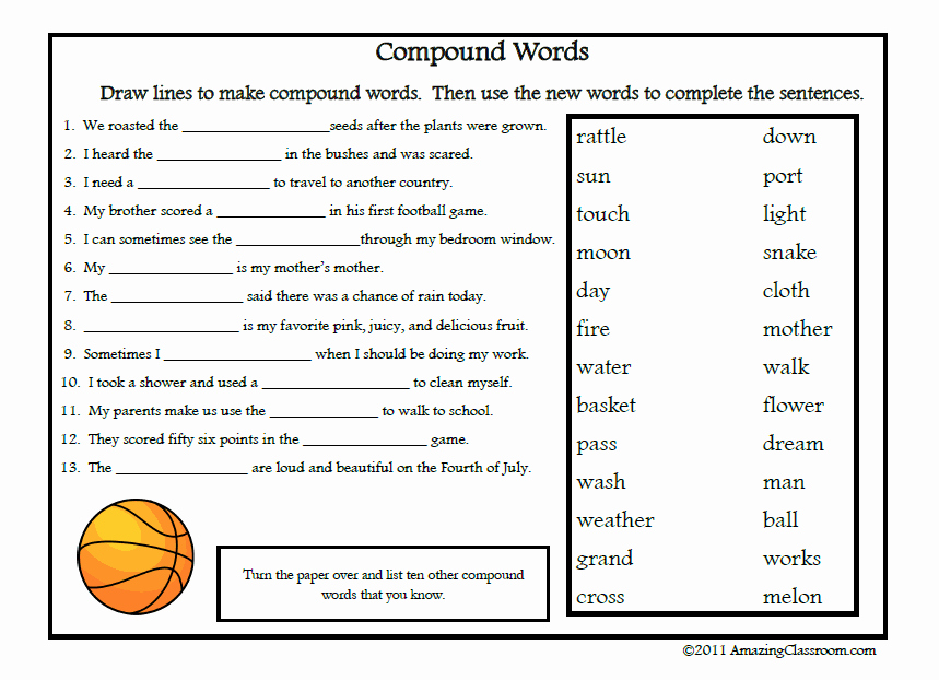 Free Printable Vocabulary Worksheets New Free Printable Vocabulary Worksheets