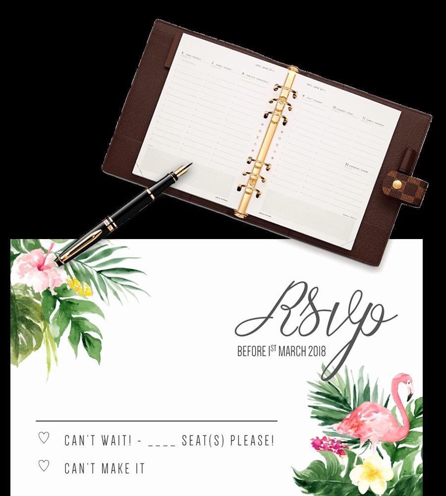 Free Printable Wedding Cards Elegant Printable Free Wedding Rsvp Template & Cards Microsoft