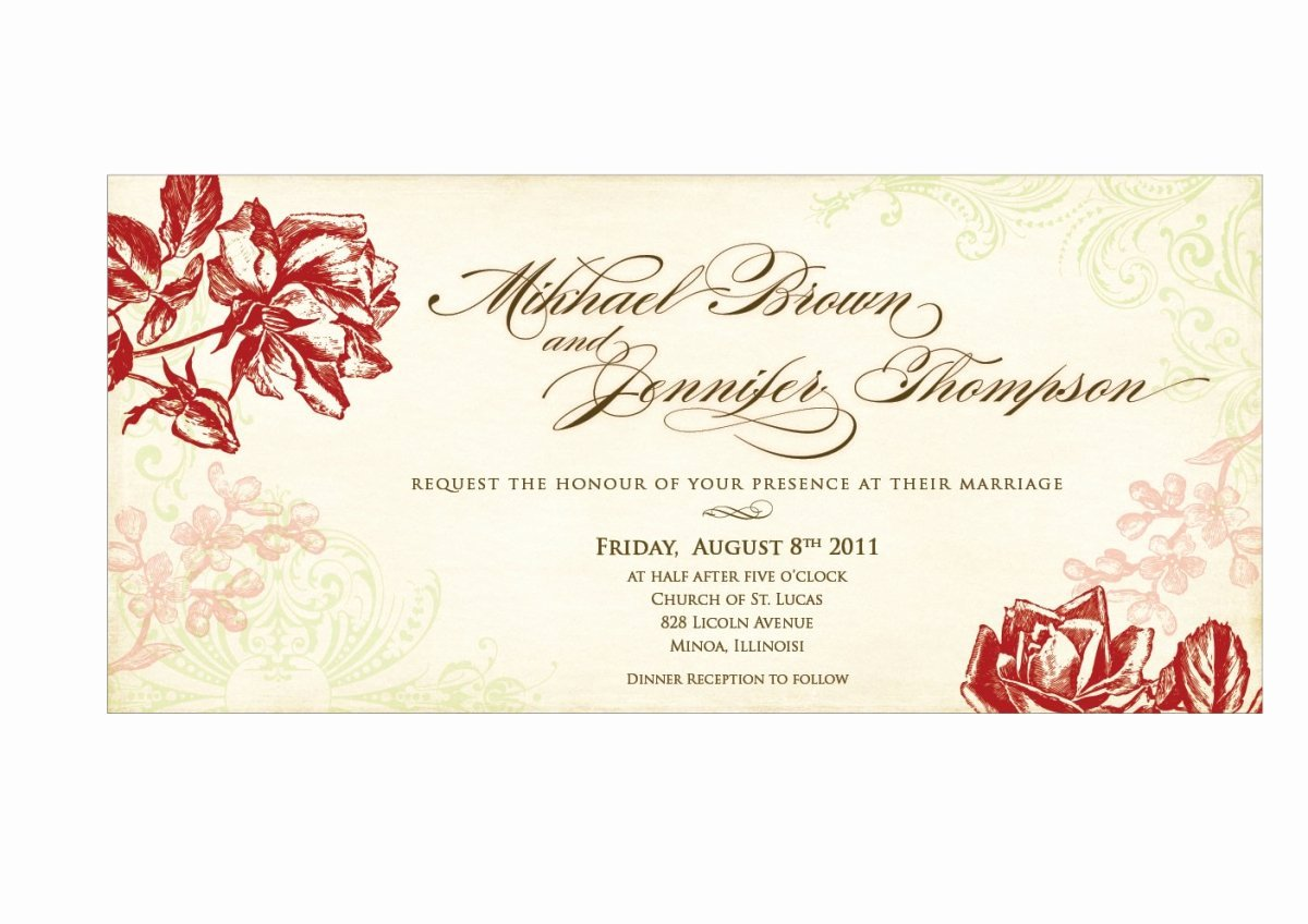Free Printable Wedding Cards Lovely Using Wedding Invitation Templates Wedding and Bridal