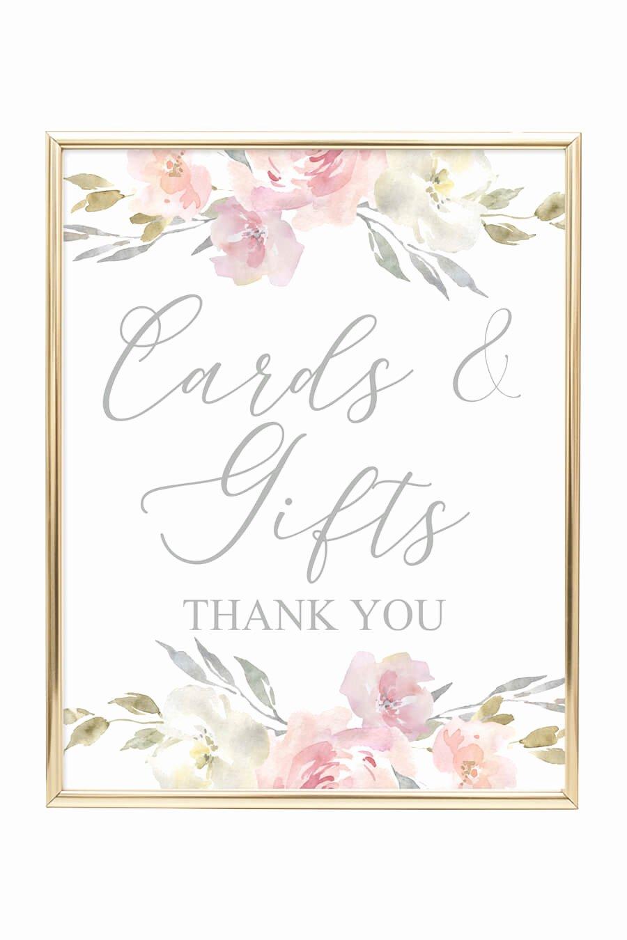 Free Printable Wedding Cards Unique Printable Bridal Shower Bingo Watercolor Floral Chicfetti