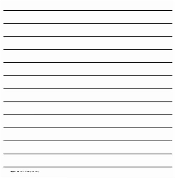 Free Printable Writing Paper Best Of 10 Writing Paper Templates – Free Sample Example format