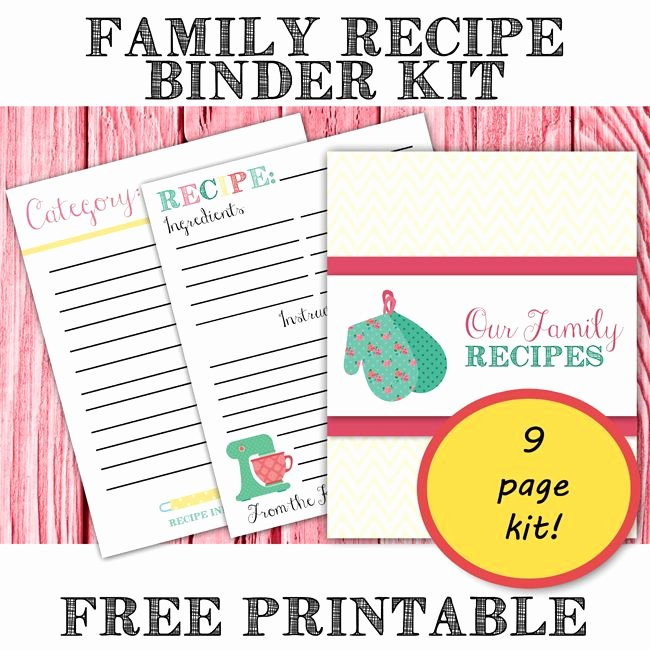 Free Recipe Binder Templates Inspirational 161 Best Recipe Cards & Menu Planning Images On Pinterest