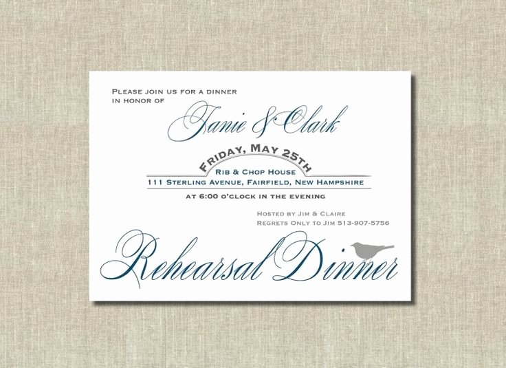 Free Rehearsal Dinner Template Best Of Free Rehearsal Dinner Invitation Templates Printable