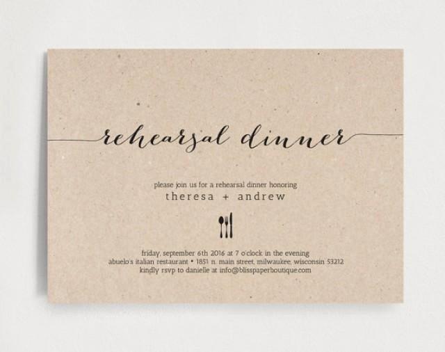 Free Rehearsal Dinner Template Lovely Rehearsal Dinner Invitation Wedding Rehearsal Editable