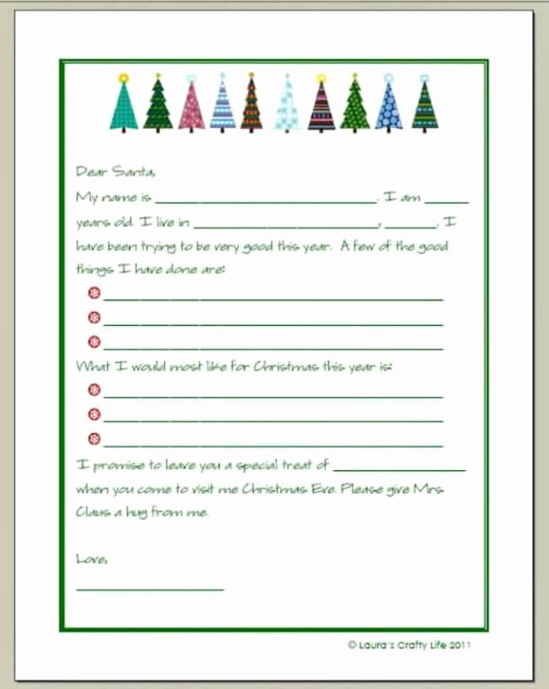 Free Santa Letter Template Awesome 20 Free Printable Letters to Santa Templates Spaceships