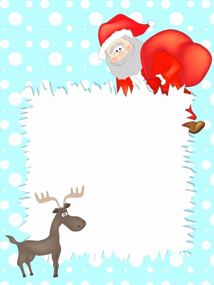 Free Santa Letter Template Best Of Free Printables Letter to Santa Templates and How to