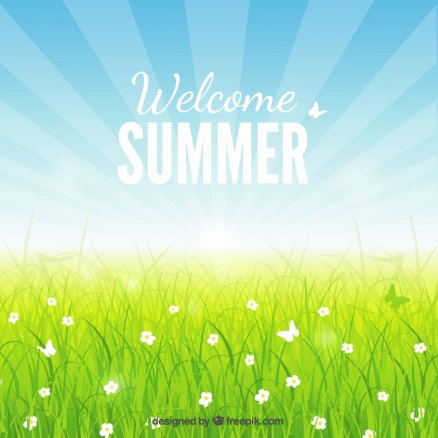 Free Summer Background Images Best Of Wel E Summer Background Vector