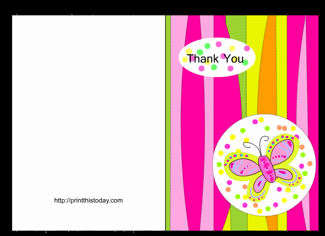 Free Thank You Cards Templates Lovely Free Jungle Baby Shower Thank You Cards Printable