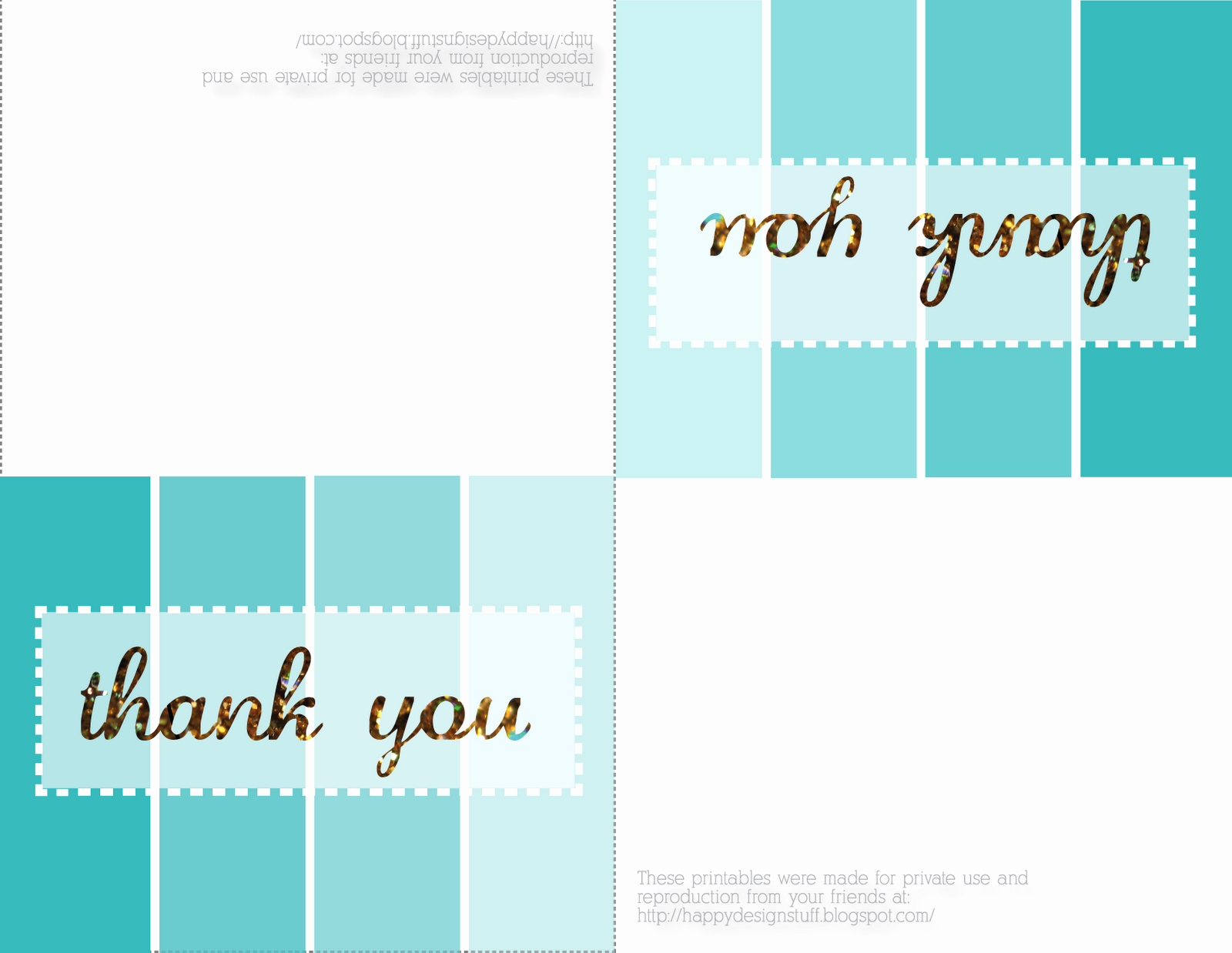 Free Thank You Cards Templates Unique Happy Design Stuff Free Printable Friday Thank You Cards