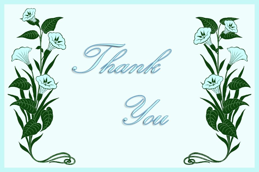 Free Thank You Cards Templates Unique Printable Thank You Cards – Free Printable Greeting Cards