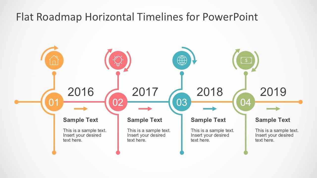 Free Timeline Powerpoint Template Best Of Pin On Timeline