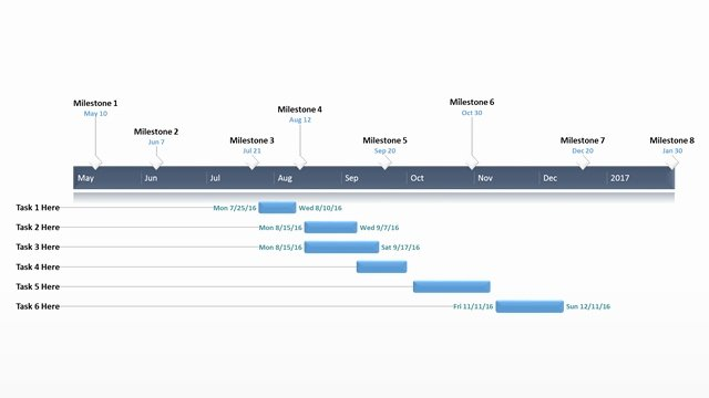 Free Timeline Powerpoint Template Fresh Powerpoint Timeline Template