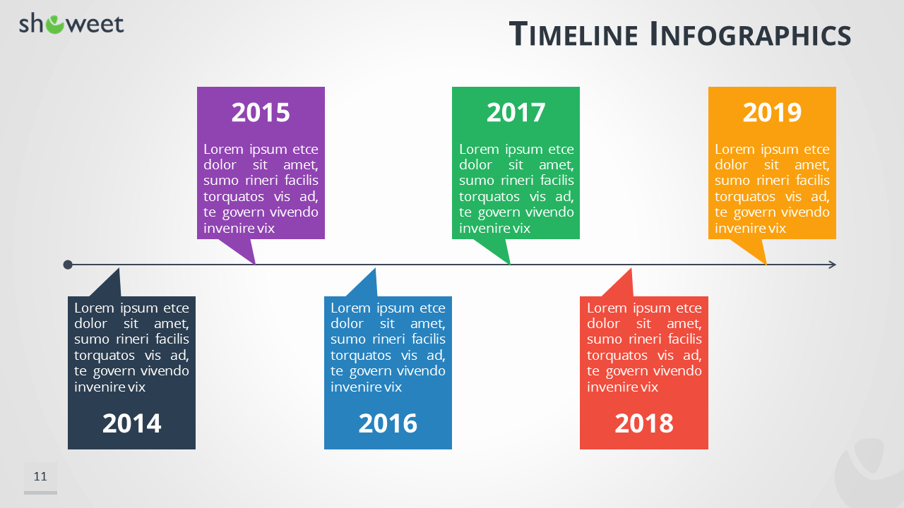 Free Timeline Powerpoint Template Fresh Timeline Infographics Templates for Powerpoint