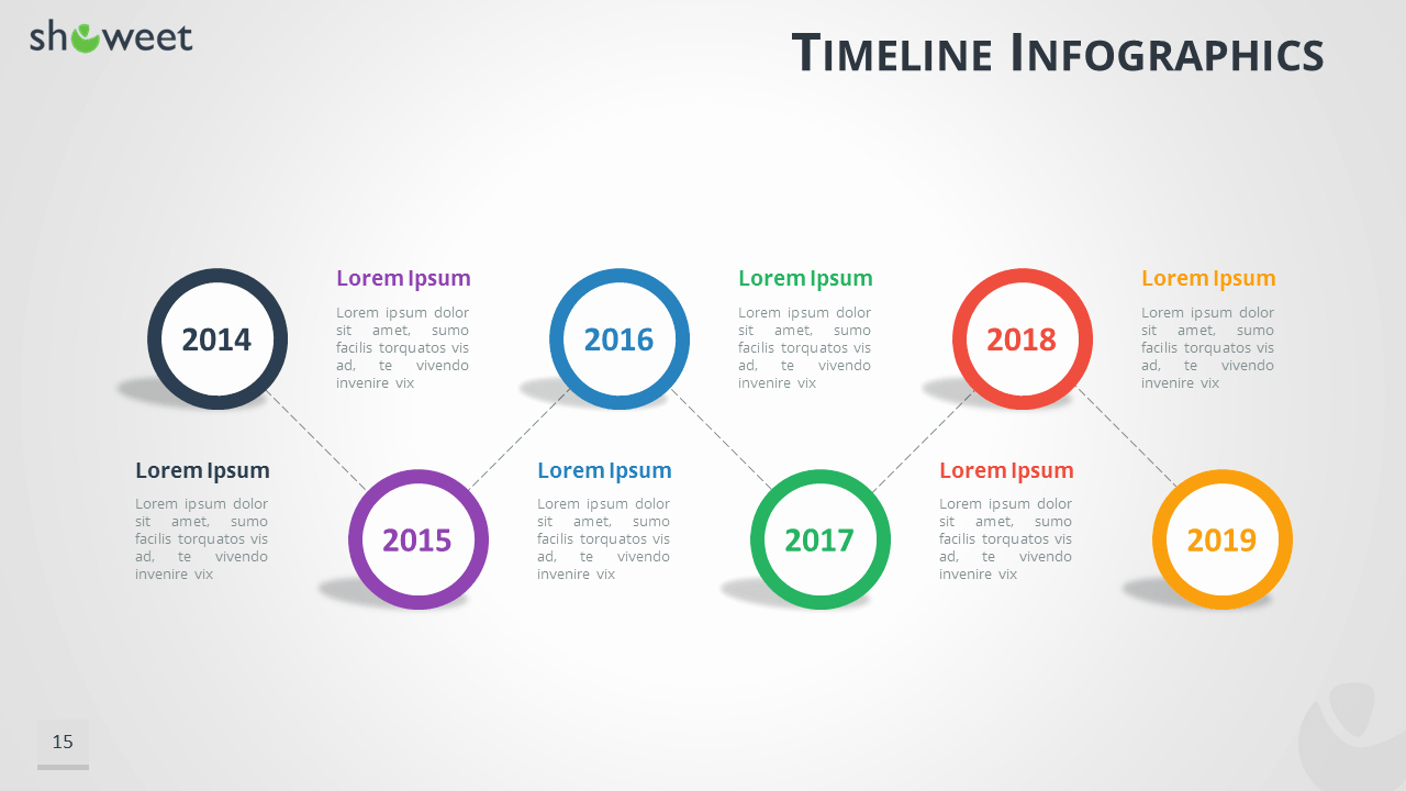 Free Timeline Powerpoint Template Inspirational Timeline Infographics Templates for Powerpoint