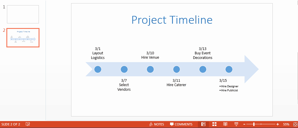 Free Timeline Powerpoint Template Luxury Free Powerpoint Timeline Template