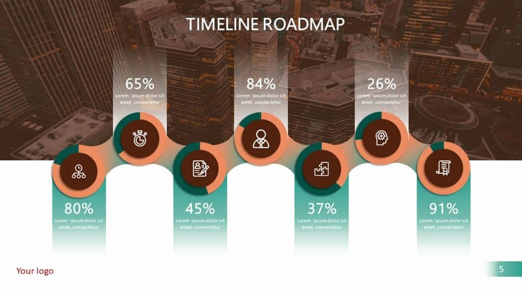 Free Timeline Powerpoint Template New the Best Free Powerpoint Presentation Templates You Will