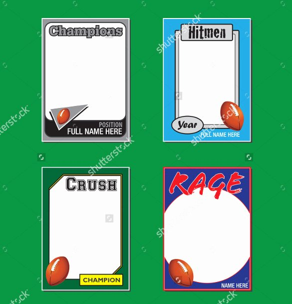 Free Trading Card Template Photoshop Elegant 33 Trading Card Template Word Pdf Psd Eps