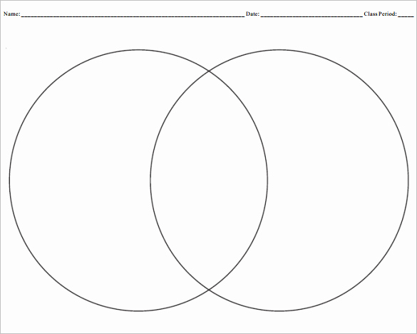 Free Venn Diagram Template Fresh Pin On English Aids