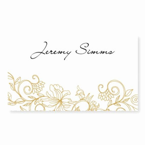 Free Wedding Place Cards Templates New Wedding Place Card Template Instant by Diyweddingtemplates