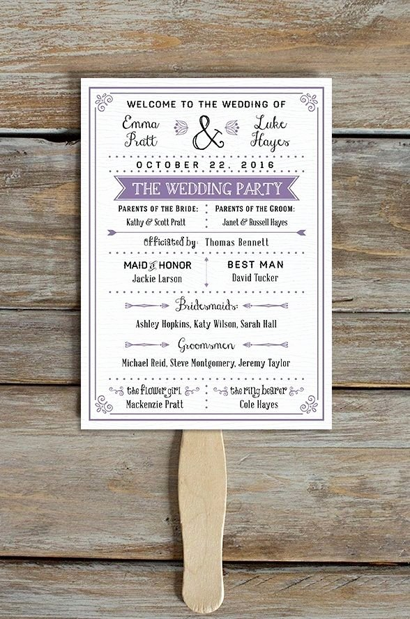 Free Wedding Programs Templates Elegant Best 25 Wedding Program Templates Ideas On Pinterest