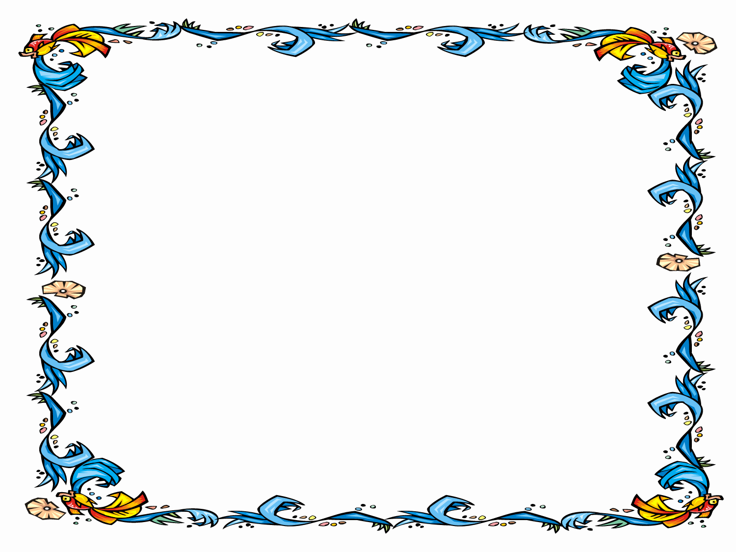 Free Word Art Template Beautiful Free Powerpoint Template Floral Certificate Border