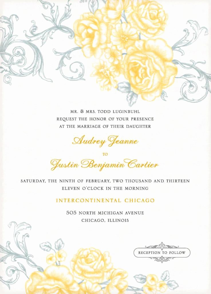 Free Word Art Template Best Of Free Wedding Invitation Templates for Word