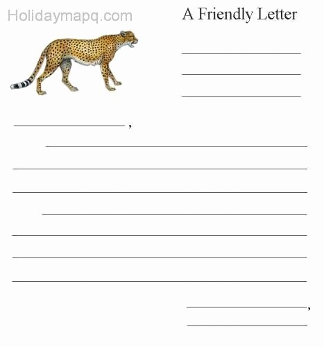 Friendly Collection Letter Sample Best Of Friendly Letter Template Holidaymapq