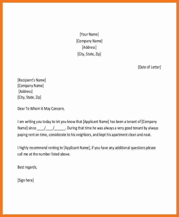 Friendly Rent Increase Letter Best Of 6 7 Friendly Rent Increase Letter
