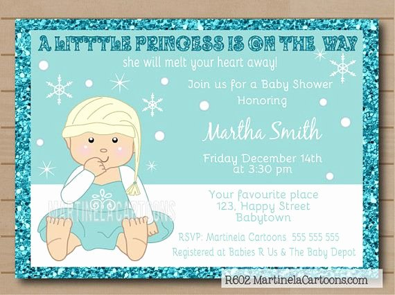 Frozen Baby Shower Invitations Unique 1000 Ideas About Frozen Baby Shower On Pinterest