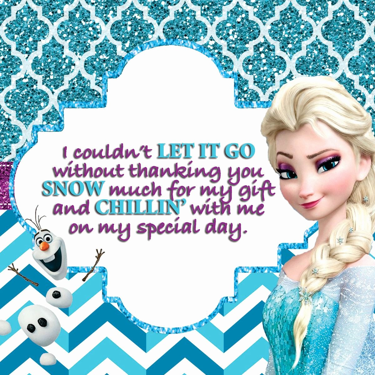 Frozen Birthday Card Printables Unique Frozen Birthday Party Disney Frozen Printables Frozen