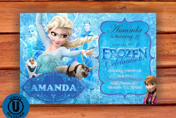 Frozen Birthday Cards Printable Fresh Printable Birthday Cards