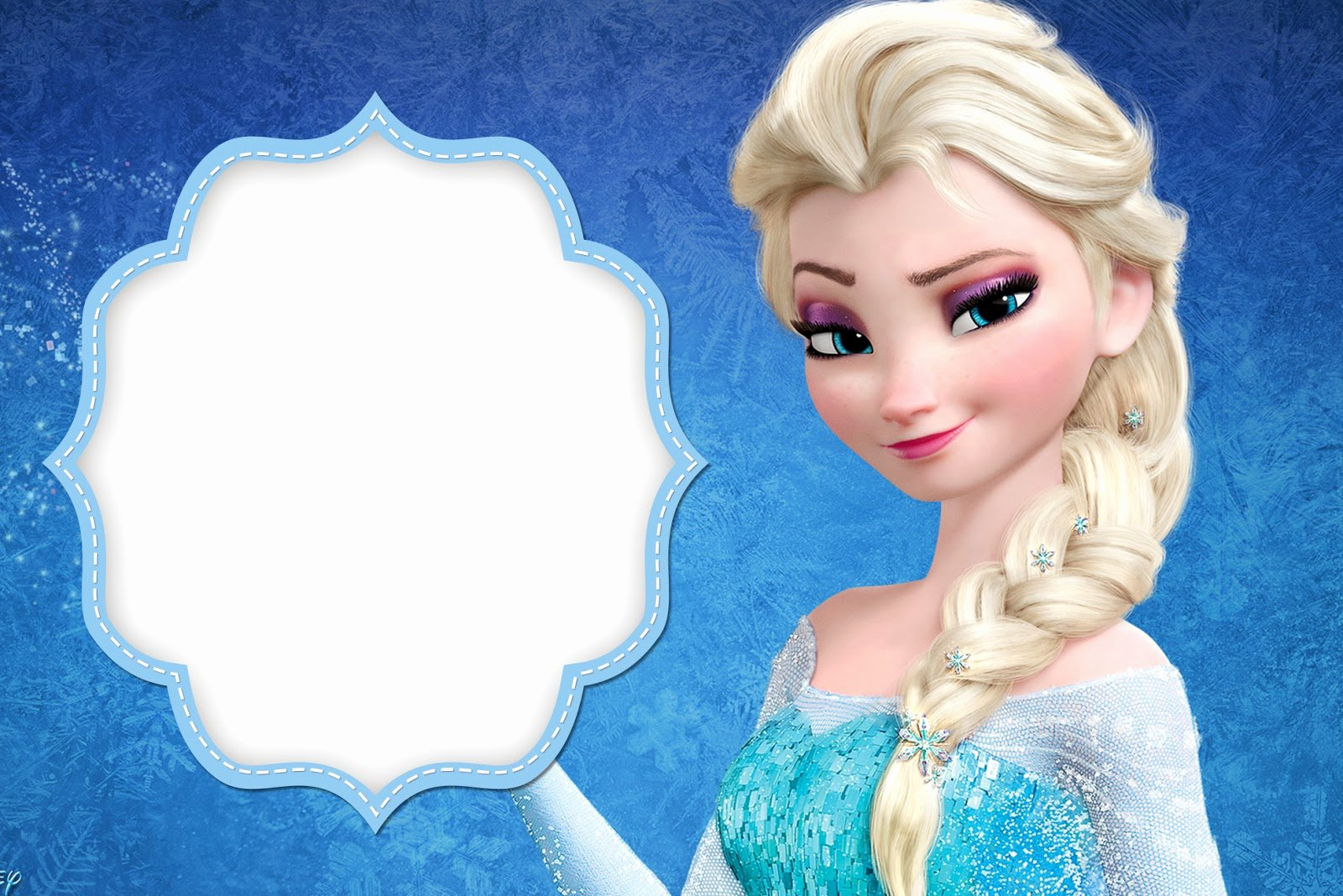 Frozen Birthday Cards Printable Unique Frozen Free Printable Cards or Party Invitations