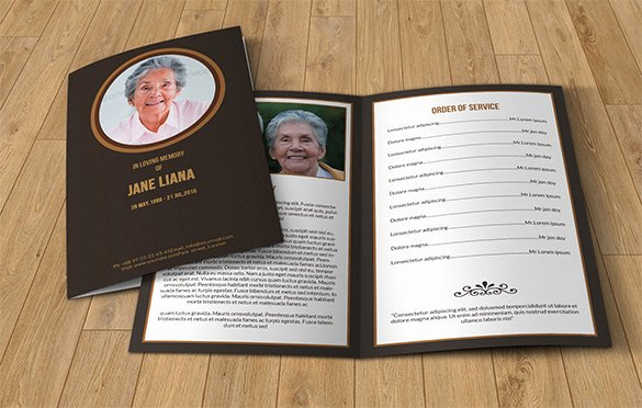 Funeral Program Templates Word Awesome 39 Funeral Program Templates Pdf Psd Docs