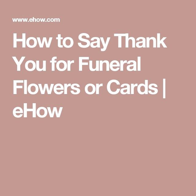 Funeral Thank You Sayings Fresh Best 25 Funeral Thank You Notes Ideas On Pinterest
