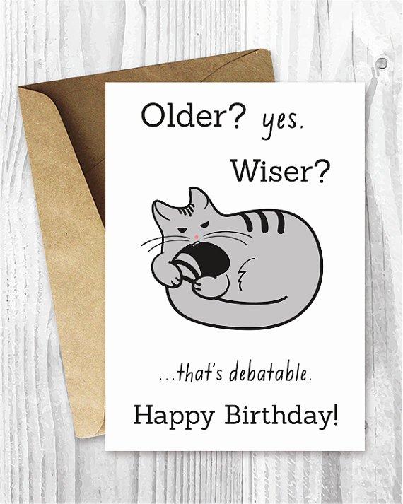 Funny Birthday Card Printable Inspirational Happy Birthday Cards Funny Printable Birthday Cards Funny