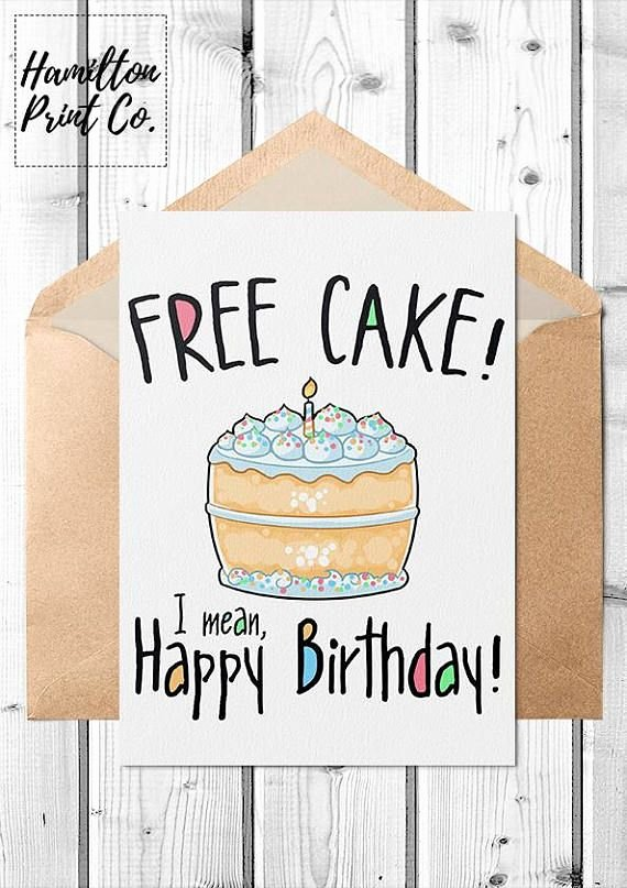 Funny Free Printable Birthday Cards Inspirational Printable Funny Kawaii Birthday Card Everyone Loves Free